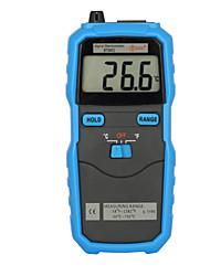 billige -bside btm01 k typen termisk par to chanel temprature meter med 0,1 graders løsning