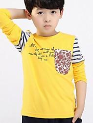 Jungen T-Shirt - Baumwolle Druck Ganzjährig