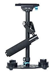 yelangu® lega di alluminio dello stabilizzatore 40 centimetri dslr palmare per la macchina fotografica e video videocamere