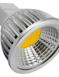 cheap -4W GU5.3(MR16) LED Spotlight MR16 1 COB 320 lm Warm White Cold White 3000/6500 K Decorative DC 12 V