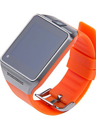 economico -gv08 touch screen del bluetooth smart phone watch