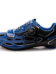 Tiebao Sneakers Cykelsko Unisex Anti-glide Dæmpning Ventilation Slidsikkert Åndbar Udendørs Vej Cykel Cykling