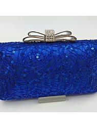 cheap -Women Bags All Seasons Other Leather Type Evening Bag for Formal Gold Black Silver Red Blue