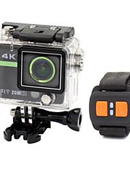 Недорогие -Экшн камера / Спортивная камера 12MP 2592 x 1944 3264 x 2448 4000 x 3000 4608 x 3456 WiFi Анти-шоковая защита Водонепроницаемый 4K 8X 2,0