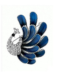 Недорогие -женская броня из золота / серебра элегантный классический женский стиль