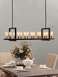 baratos -Lustres Luz Superior - Estilo Mini, 110-120V / 220-240V, Branco Quente, Lâmpada Não Incluída / 15-20㎡ / E26 / E27