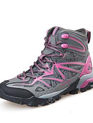 baratos -New West Wolf® Mulheres Sapatos de Montanhismo Vibram Equitação / De Excursionismo Prova-de-Água, Anti-Escorregar, Almofadado Micofibra