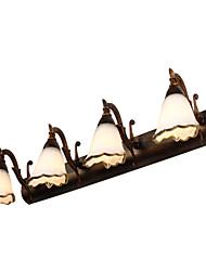 cheap -Rustic / Lodge Bathroom Lighting Metal Wall Light 110-120V / 220-240V 40W