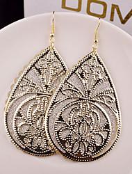 preiswerte -Damen Tropfen-Ohrringe Modeschmuck Aleación Schmuck Für Hochzeit Party Alltag Normal