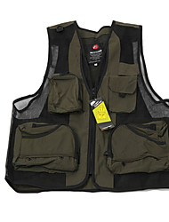 cheap -Fulang Fishing Waistcoat Outdoor More Than A Pocket Fishing Clothes  FC38