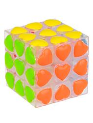 preiswerte -Zauberwürfel 3*3*3 Glatte Geschwindigkeits-Würfel Magische Würfel Puzzle-Würfel Profi Level Geschwindigkeit ABS Silvester Kindertag