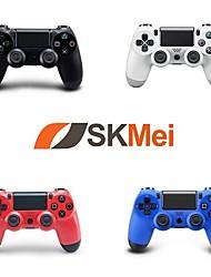 baratos -[ofertas especiais] dualshock skmei® controlador sem fio Bluetooth para PS4 (cores sortidas)