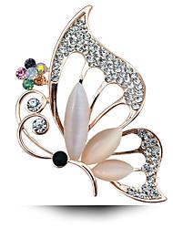 baratos -o novo todo-jogo broche borboleta opala