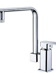 rgb contrôle de la température de couleur adaptateur universel conduit robinet évier de cuisine nozzl (changement de température de l'eau)