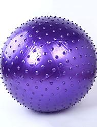 Недорогие -85см Спортивный мяч Для профессионалов, Взрывозащищенный ПВХ Поддержка 500 kg С Обучение балансу Для Йога / Пилатес / Фитнес