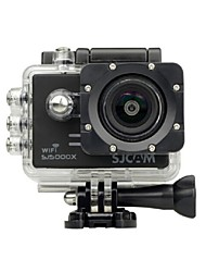 cheap -SJCAM SJ5000X Sports Action Camera 12mp 4000 x 3000Pixel 3648 x 2736Pixel WiFi G-Sensor Anti-Shock 24fps 30fps 120fps 60fps 4x -1/3 -2 0