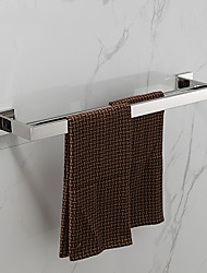 cheap -1 pc Contemporary Stainless Steel Towel Bar / Bathroom