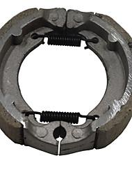 Dirt Pit Bike Brake Shoes For 10 Inch Rear Drum Brake Wheel