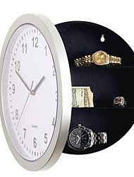 Wall Clock Storage Box Clock Strong Armer Jewelry Safe Wall Clock Style Diversion Safe Can