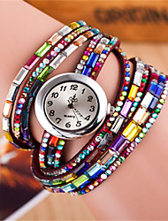 Women's European Style Punk Personality Strap Watch Bracelet Watch Cool Watches Unique Watches Fashion Watch