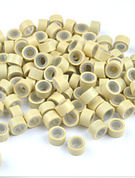 Aiguilles pour Micro Anneaux Micro Anneaux / Boucles Accessoires pour Extensions Silikon 1000 Outils Perruques