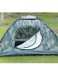 3-4 persons Tent Double Camping Tent One Room Keep Warm Heat Insulation Moistureproof/Moisture Permeability Well-ventilated Waterproof