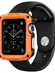 お買い得  -iwatch 38ミリメートル/ 42ミリメートルアソートカラー用の最新のシリカゲルのファッションケース