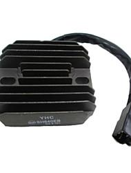 abordables -Régulateur de moto 12v redresseur pour GSXR600 suzuki / 750 GSXR1000 HAYABUSA GSX1300R VL1500 empiéter lt-f500f Quadrunner