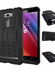 cheap -Hybrid TPU+PC Protective Case Anti-knock Back Cover For Asus Zenfone 2 Laser ZE601KL 6.0 inch