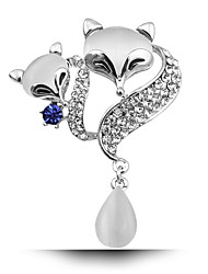 billige -Dame Mode Legering Guld Sølv Smykker Til Bryllup Fest Daglig Afslappet