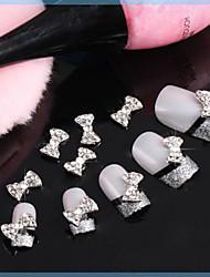 economico -10pcs - Gioielli per unghie - Adorabile - Dito - di Metallo - 1