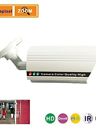 economico -mega pixel ir proiettile impermeabile fotocamera con zoom del IP