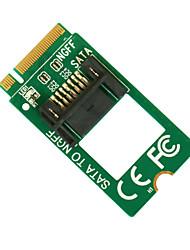 Недорогие -maiwo м.2 (ngff) для SATA конвертер карт карт kt012
