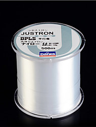 3LB/0.8#/0.148mm Daiwa 500m Nylon Fishing Line Monofilament Strong Quality