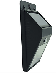 6LEDS IP55 Montion Sensor Light Wall Mount Outdoor Garden Door Gate Lamp