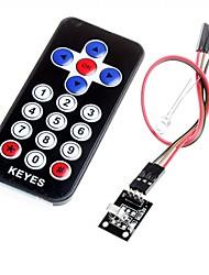 HX1838 Infrared Remote Control Module Code Infrared Remote Control for Arduino
