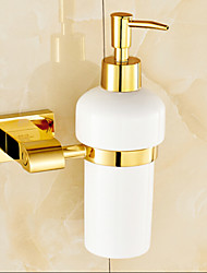 Soap Dispenser / Ti-PVD Brass /Contemporary