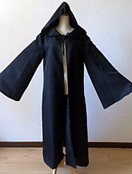 cheap -Star Battle Hooded Robe Cloak Knight Cosplay Costumes  Super Heroes / Soldier/Warrior / Movie/TV Theme Costumes Movie Cosplay Brown / Black Cloak