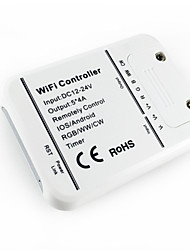 Smart App Control WIFI RGB And Warmwhite Controller High Quality