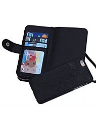 cheap -Case For iPhone 6s Plus iPhone 6 Plus iPhone 6 Plus Full Body Cases Hard Genuine Leather for iPhone 6s Plus iPhone 6 Plus