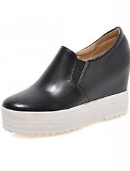 cheap -Women's Shoes  Wedge Heel Wedges / Heels / Platform / Creepers / Round Toe Heels / Loafers Office & Career / Dress