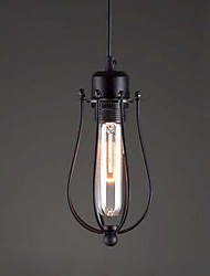 cheap -Tiny cages droplight Edison meals pendant lamp of restoring nt ways light clothing store chandeliers cafe
