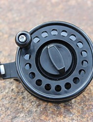 cheap -Ice Fishing Reels Fly Reel 1:1:1 Gear Ratio+3 Ball Bearings Right-handed Sea Fishing Fly Fishing Ice Fishing Freshwater Fishing Trolling