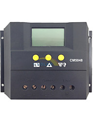 50a 48v PWM batteria del pannello solare regolatore di carica controller LCD