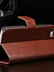 abordables -Funda Para Apple iPhone 8 iPhone 8 Plus Funda iPhone 5 iPhone 6 iPhone 6 Plus iPhone 7 Plus iPhone 7 Soporte de Coche Cartera con Soporte