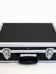 cheap -BaseKey Tattoo Black Large Aluminum Box With  Nail L01