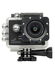 cheap -SJCAM SJ5000X Sports Action Camera 12MP 4000 x 3000 WiFi Anti-Shock Waterproof Wide Angle 24fps 30fps 120fps 60fps 8x -1/3 -2 0 +2 -1
