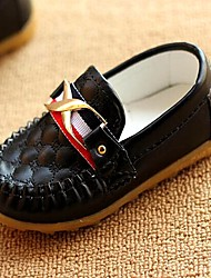 Kids' Shoes Libo 2017 New Style Hot Sale Black / Brown / White / Navy Casual Comfort Loafers