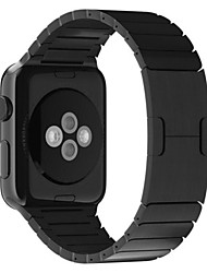 cheap -Watch Band for Apple Watch 3 Butterfly Buckle Watch Replacement Bracelet