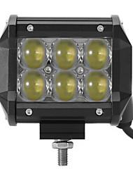 cheap -Car Light Bulbs 18W 1800lm 48PCS LED Working Light